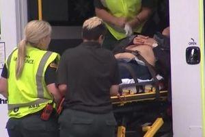 Xả súng điên cuồng tại New Zealand, hơn 50 người thương vong