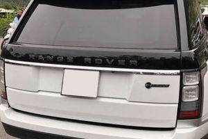 Quảng Ninh: Bộ ba xe sang Range Rover bị đạo chích vặt gương tại chùa Yên Tử