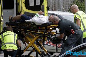 Vụ nổ súng ở thành phố Christchurch: 40 người chết, 20 người bị thương nặng tại 2 nhà thờ Hồi giáo