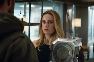 Fan phấn khích vì 'chị đại' Captain Marvel đã xuất hiện trong Avengers
