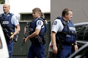 Xả súng kinh hoàng ở New Zealand: Cảnh sát bắt 4 nghi phạm