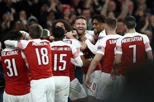 Tứ kết Europa League: Arsenal 'đại chiến' Napoli