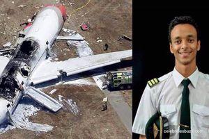 Câu nói cuối cùng của cơ trưởng trước lúc máy bay Ethiopia rơi