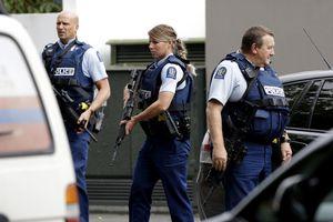 49 người chết trong vụ xả súng liên hoàn ở New Zealand