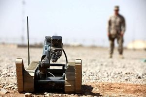 Robot do thám sắp được quân đội Mỹ đưa ra chiến trường