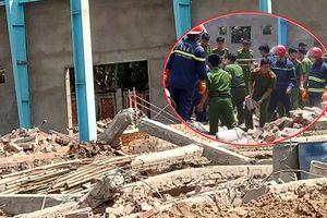 Nhân chứng kể phút bức tường đổ sập đè chết 5 người ở Vĩnh Long