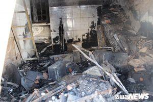 Tan hoang hiện trường vụ cháy kiot khiến 3 người thiệt mạng ở Bà Rịa - Vũng Tàu