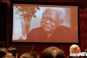 Tri ân Nhà báo Huỳnh Văn Tiểng - Tấm gương lớn của Báo chí Cách mạng Việt Nam