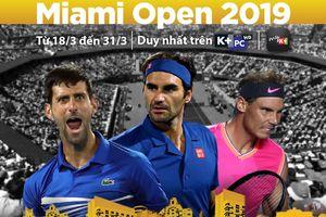 K+ sở hữu bản quyền giải quần vợt ATP World Tour series trong 5 mùa