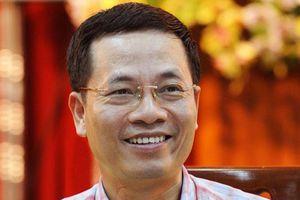 Bộ trưởng Nguyễn Mạnh Hùng: 'Cách mạng 4.0 là cơ hội cho các nước ASEAN thay đổi và vượt lên'