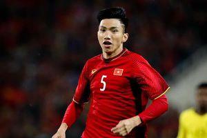 Văn Hậu và những cầu thủ Việt Nam được CLB nước ngoài để ý