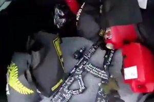 Xả súng ở NZ: Biểu tượng 'da trắng thượng đẳng' đầy rẫy trên vũ khí
