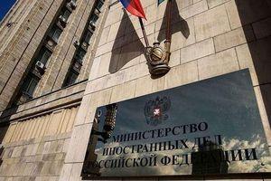 Phản ứng của Nga trước lệnh trừng phạt mới của Mỹ và EU liên quan đến xung đột Eo biển Kerch