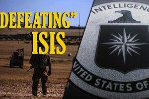 CIA lại bị Thổ Nhĩ Kỳ tố giở trò bẩn ở Syria?