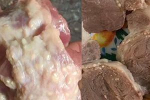 Vụ các bé mầm non nhiễm sán lợn: Chỉ đạo nóng