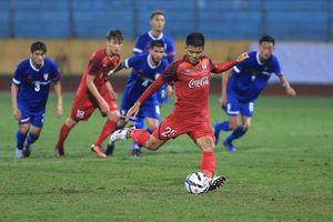 U23 Việt Nam thắng 6-1 trước Đài Bắc Trung Hoa