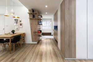 Chung cư cũ 40 năm lột xác thành căn hộ hiện đại