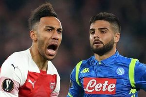 Chelsea dễ thở, Arsenal đại chiến Napoli ở tứ kết Europa League