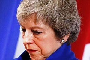 Brexit 'xé tan' quyền lực của Thủ tướng Theresa May