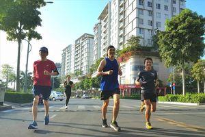 Runner Sài thành tăng tốc cho Tiền Phong Marathon 2019