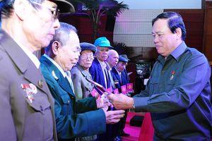 Kỷ niệm 60 năm phá đá mở đường chiến lược 12B Hòa Bình