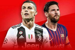 Ronaldo đứng đầu Top 10 VĐV nổi tiếng nhất thế giới 2019
