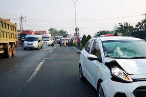 Băng qua đường, hai nữ tu sĩ bị ô tô tông tử vong