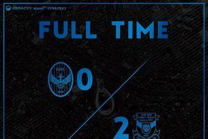 Sangju Sangmu 2-0 Inchon United: Công cùn, thủ tệ, Công Phượng cũng không cứu nổi Inchon United
