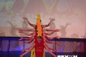 Bế mạc 'Tuần lễ Văn hóa Việt Nam' tại trường Đại học Hữu nghị Nga