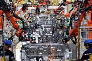 Hoạt động chế tạo của Mỹ tiếp tục suy giảm trong tháng 2/2019
