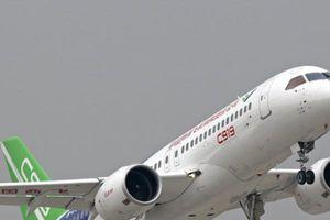 Boeing 737 rơi ở Ethiopia, máy bay Trung Quốc chờ thời vút bay