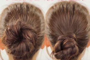 CLIP: 4 kiểu búi tóc cơ bản mà con gái không thể không biết