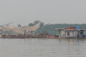 Hưng Yên: Một dạng 'bùa' mới để khai thác cát tặc?