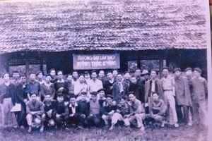70 năm Trường dạy làm báo Huỳnh Thúc Kháng - Tất cả để chiến thắng
