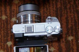 Sony trình làng dòng máy ảnh không gương lật α6400