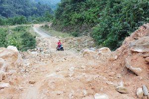 Thừa Thiên Huế: Ngăn chặn khai thác, vận chuyển gỗ trái phép tại tuyến đường hơn 500 tỷ 'đắp chiếu'