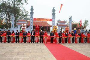 Vĩnh Phúc: Công nhận Lễ hội đền Ngự Dội di sản văn hóa phi vật thể Quốc gia và khánh thành đền Ngự Dội