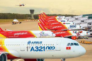 Boeing 737 MAX chưa được Vietjet đưa vào khai thác