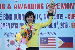 Đội Nhật Bản đoạt cú đúp tại Giải đua xe đạp nữ quốc tế Bình Dương - Cúp Biwase lần thứ 9