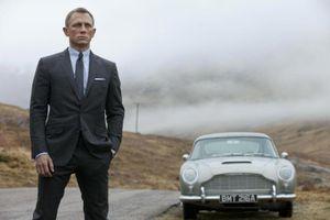 Aston Martin tiết lộ siêu xe mới nhất dành riêng cho điệp viên 007