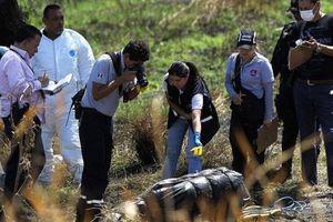 Phát hiện 19 thi thể đang phân hủy tại một kênh thoát nước ở Mexico