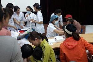 Trường mầm non ở Bắc Ninh dùng thịt lợn bẩn: 62 trẻ xét nghiệm nhiễm sán dây lợn.