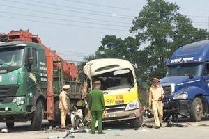 Công bố danh tính 15 lái xe gây tai nạn đặc biệt nghiêm trọng