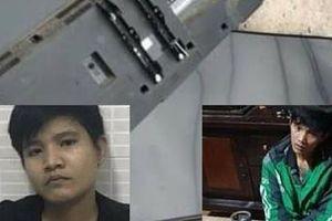 Hai anh em nghiện ma túy, giả Grabbike gây hàng loạt vụ trộm