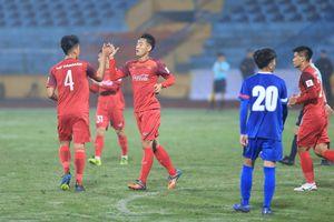U23 Việt Nam 6-1 U23 Đài Bắc Trung Hoa: Thử nghiệm thành công