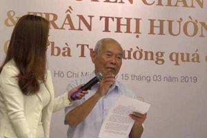 Chồng bà Tư Hường tố con trai chiếm giữ trái phép 30.000 tỷ đồng: Nam A Bank lên tiếng