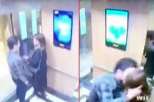 Diễn biến mới đầy bất ngờ vụ cô gái bị 'cưỡng hôn' trong thang máy