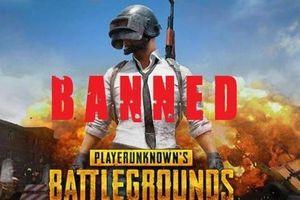 Sinh viên bị cấm chơi game PUBG vì bạo lực