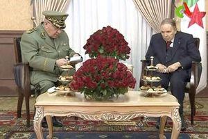 Tổng thống 82 tuổi của Algeria từ bỏ việc tái ứng cử