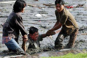Lũ quét ở Indonesia, ít nhất 42 người thiệt mạng